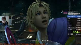 Final Fantasy X Speedrun in 10:13:28