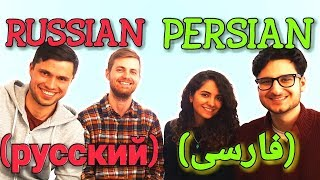 Similarities Between Russian and Persian