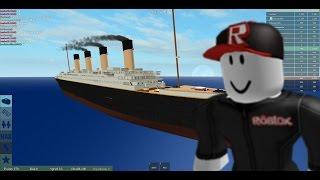 TITANIC Roblox /w Mroczny266