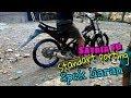 Setting Satria Fu DRAG BIKE 150cc Standart Porting P69JAYA MOTOR