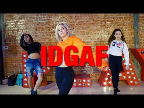 """IDGAF"" | Rumer Noel Choreo |  @DUALIPA"