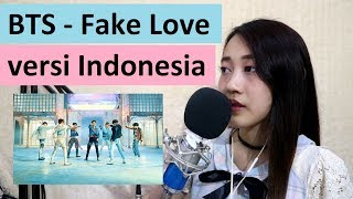 BTS Fake Love versi Indonesia by Angelyn