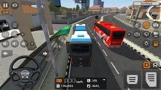Bus Simulator Indonesia Android Gameplay screenshot 3