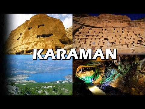 The Most Beautiful Places in Karaman [TURKEY]
