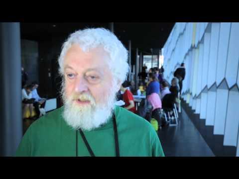 Esperanto conference in Reykjavik Iceland July 2013 -  testimonial Lonel Oneț
