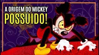 O curta CONTROVERSO do MICKEY que a Disney BANIU! 👻