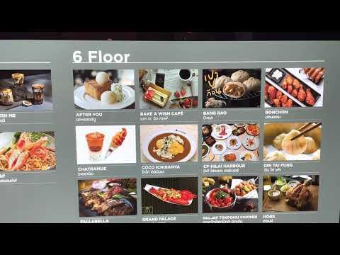 ICONSIAM Dining Guide 2021 ร้านอาหารที่ไอคอนสยาม