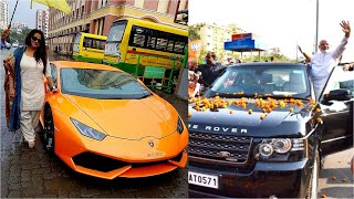 Top 10 Indian Politician Expensive Cars