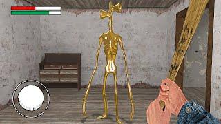 МЫ НАШЛИ ЗОЛОТОЙ СИРЕНОГОЛОВЫЙ В ГРЕННИ ОНЛАЙН - Granny Online Horror Game Golden Siren Head