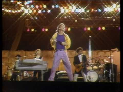 Mick Jagger ☮ Just Another Night (Highest Quality)