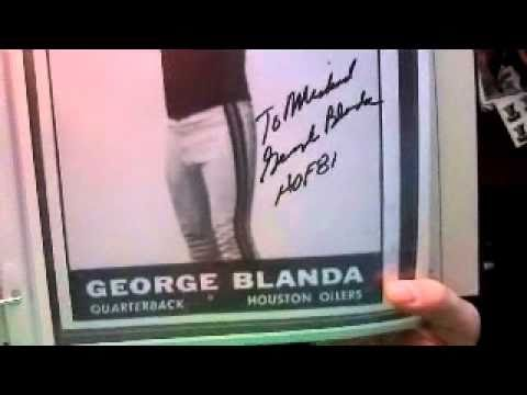 Remembering George Blanda - The Autograph Network