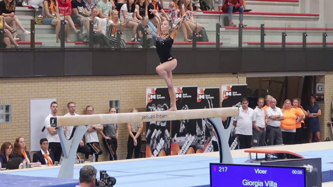 The Balance Beam Situation | Because gymnastics is a comedy