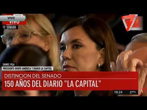 150 años del Diario La Capital - Daniel Vila