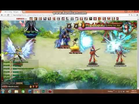 Hầu vương Test Thần tướng mới Tiểu Tôn Ngộ Không, Skill cực đẹp !!!   YouTube