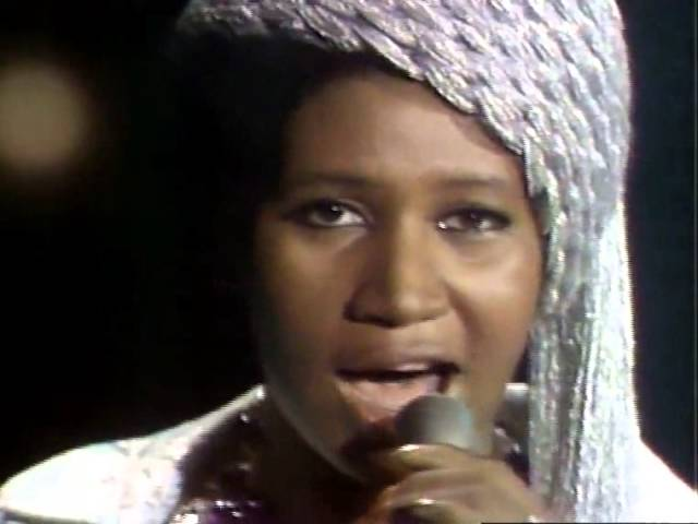 Aretha Franklin | I Say A Little Prayer | her very best performance!