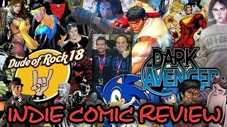 Indie Comic Review: Episode 93
