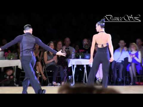 Iacobbe Ivan & Dalla Bona Ylenia Placed 2nd - Duel Des Géants Latin - Courbevoie 4/2/2017
