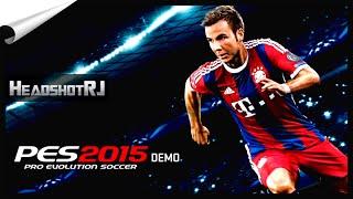 PES 2015 Xbox One - Jogando a Demo