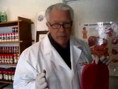 Colon Cleansing with enema a matter of life or death