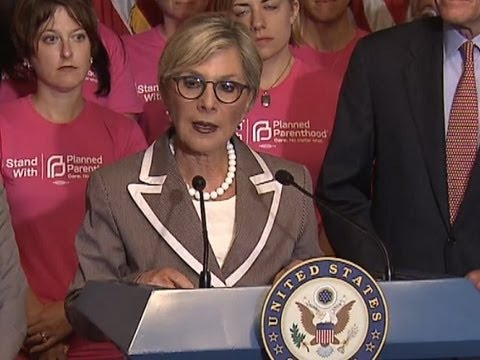 Senator Boxer Speaks Out Against Assault on Women's Health