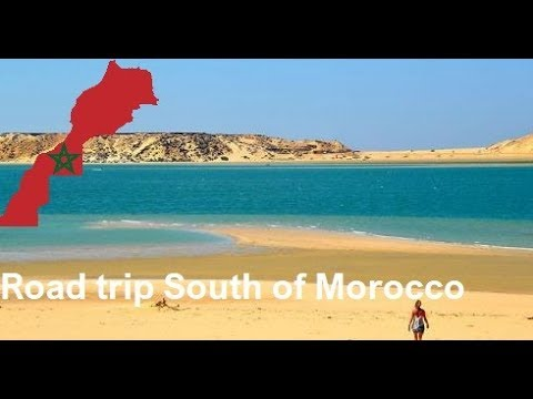 Travel in Morocco from Casablanca to Akhfennir !