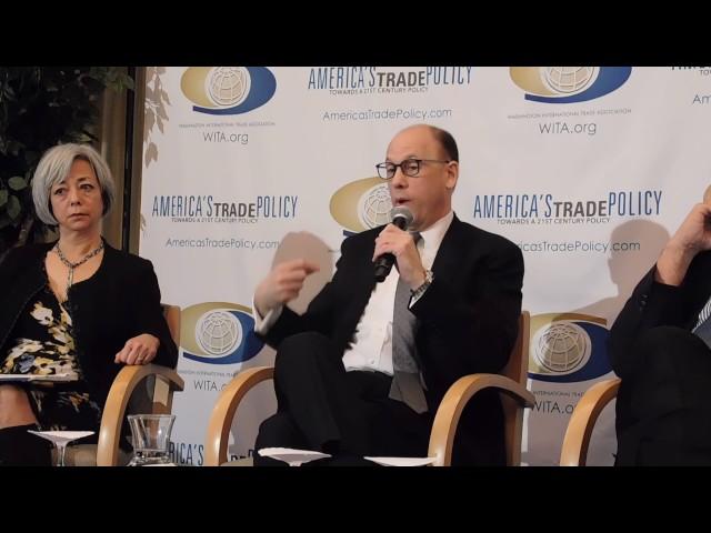 2/9/17 WITA Event: NAFTA 2.0? Panel 1: Prof. Matthew A. Gold