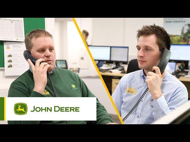 Assistenza John Deere Expert Alerts