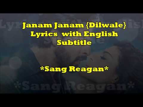 Janam janam (diwale) with English subtitle