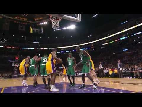 2010 NBA Finals - Lakers Highlights vs Celtics Game 6 [Kobe 26 points]