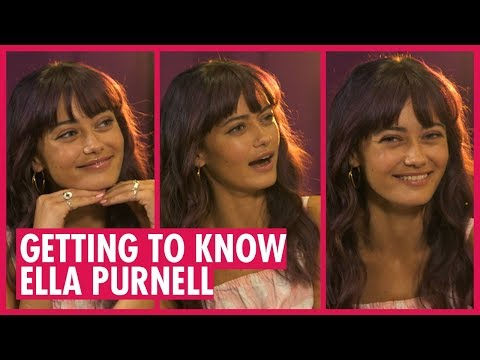 Getting To Know Ella Purnell