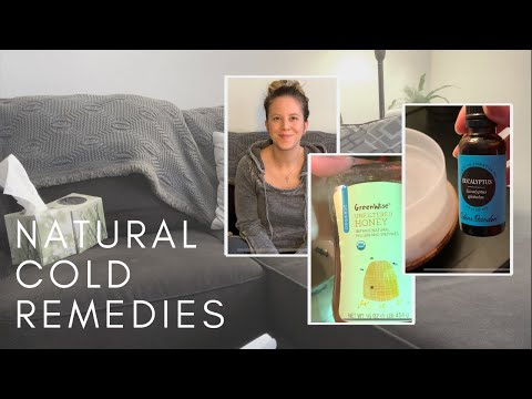 Natural Cold & Flu Remedies   Cold Remedies