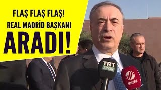 Mustafa Cengiz: Real Madrid Başkanı Falcao için bizi aradı!