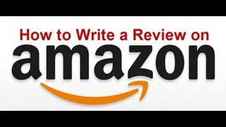 How to write a review on Amazon