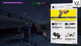 Watch Dogs 2 - Majin and IndieAntic vs Carl and R15