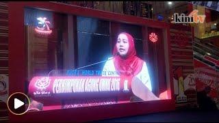 """""""China masa depan kita, Melayu perlu kuasai Mandarin,"""" kata perwakilan Perak"""