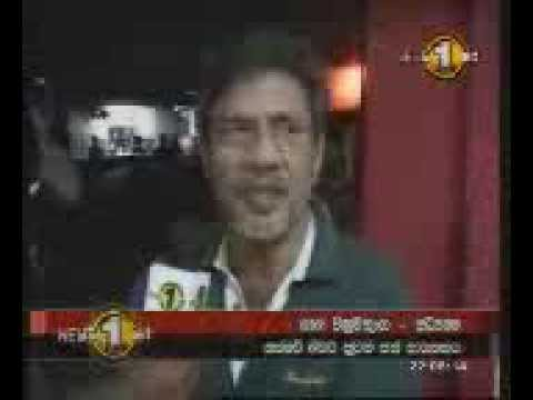 government thugs attack wickrematunge printing house sunday leader 2007