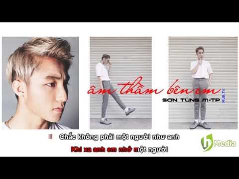 Âm Thầm Bên Em - Karaoke Beat - Sơn Tùng MTP