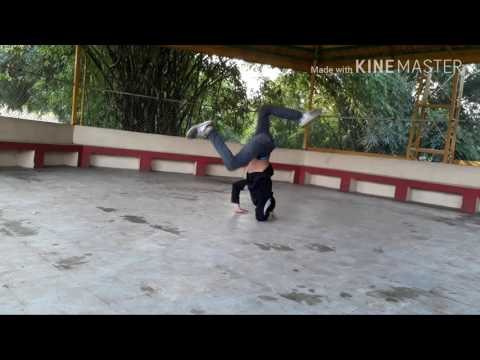 Bboy Powermoves victor india