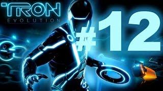 TRON: Evolution - Capítulo 7: Punto Final - En Difícil y español - Parte 12