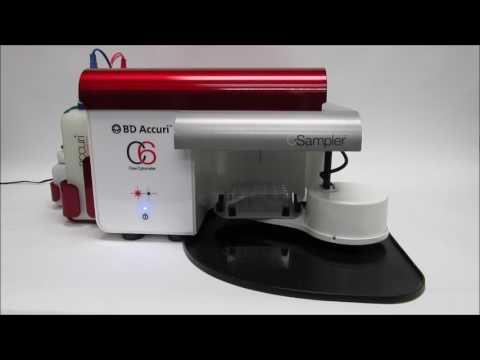 BD Accuri C6 Flow Cytometer & CSampler