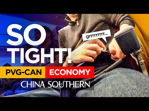 China Southern Economy Class: What's It Like?