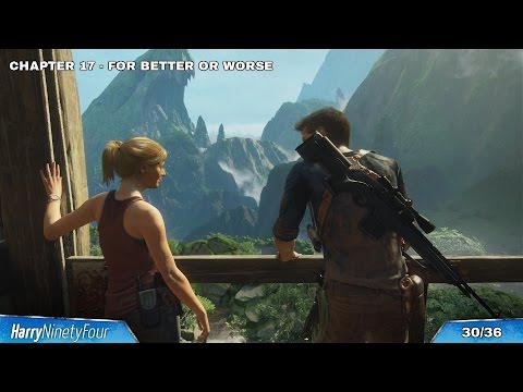 Uncharted 4: A Thief's End - All 36 Optional Conversations Locations (Gift of Gab Trophy Guide)