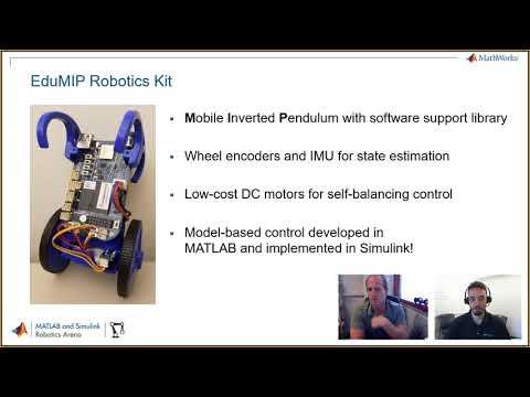 Programming BeagleBone Blue with Simulink - YouTube