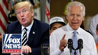 Biden widens lead over Trump in Fox News Poll