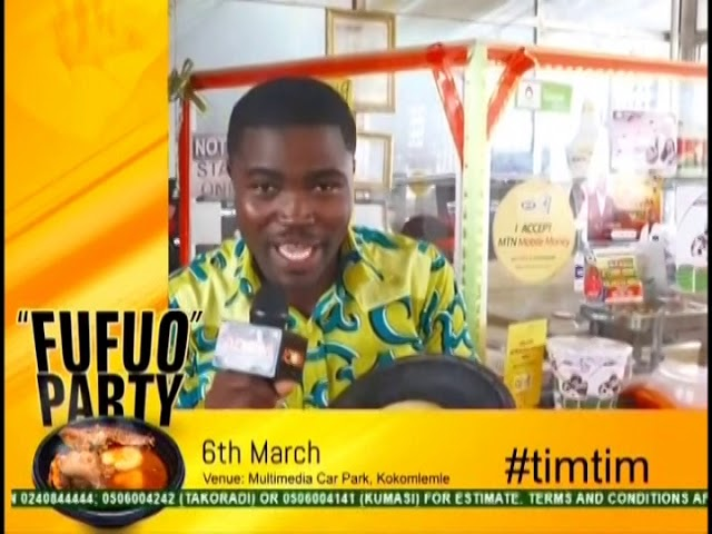 Adom TV Ready For Fufuo Party On 6th March - Badwam on Adom TV (20-2-19)