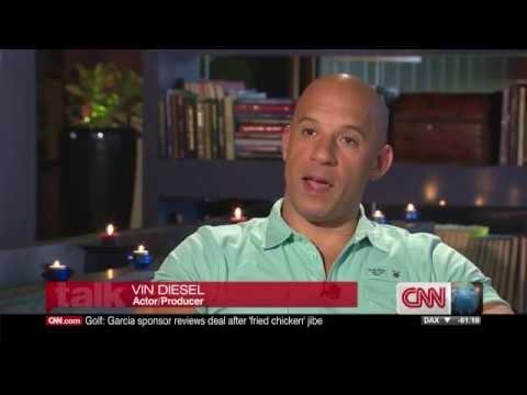 Talk Asia interview with Vin Diesel Part 3