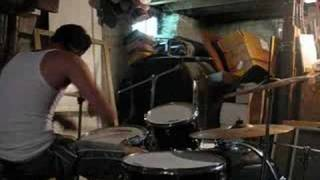 Silversun Pickups - Checkered Floor Drum Cover