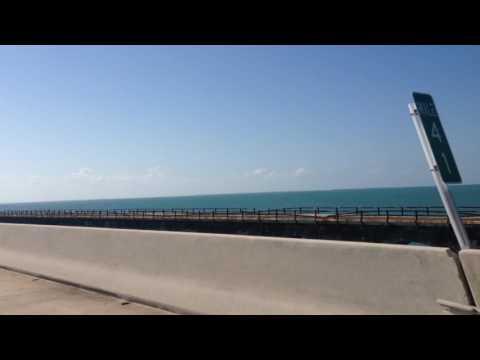 Seven Mile Bridge - VIDEO PREVIEW (Florida Keys, Florida)