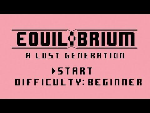 EQUILIBRIUM - 'Renegades - A Lost Generation' - 8-Bit Version (OFFICIAL)