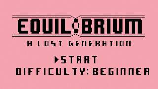 EQUILIBRIUM - 'Renegades - A Lost Generation' - 8-Bit Version